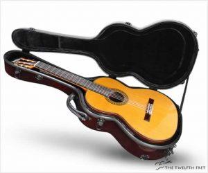 Alhambra Carbon Fiber Classical Guitar Case