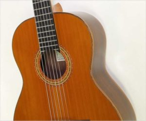 Sold! Alhambra Luthier India Classical Guitar, 2000