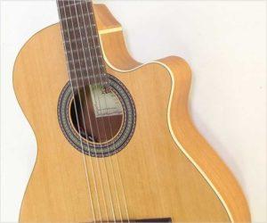 Alhambra Z-Nature CW EZ Student Cutaway Classical Guitar