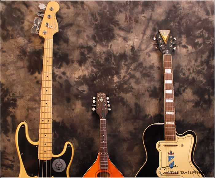 All About A Fretted Instrument's Scale Length - The Twelfth Fret
