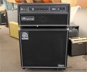 Ampeg SVT Classic Head and 1x15 Cabinet, 2008