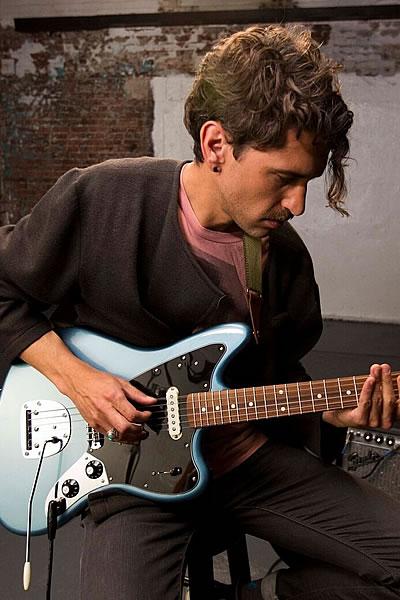 Andy Villalobos Fender Player Series