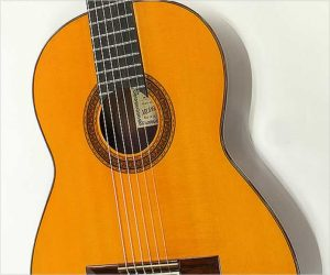 ❌SOLD❌ Arcángel Fernández by Marcelo Barbero (Hijo) Classical Guitar, 1971