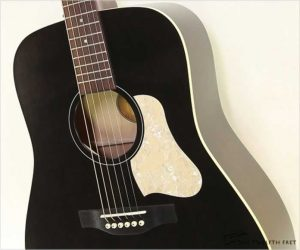 Art & Lutherie Americana Faded Black Steel String Guitar
