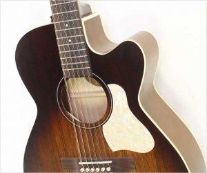 Art & Lutherie Legacy 12 CW QIT Bourbon Burst 12 String Guitar
