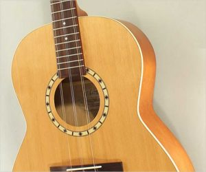 Art and Lutherie Tres Natural Cedar QIT