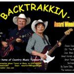 Trevor Miners & Margaret Barrat BACKTRAKKIN'- Testimonial