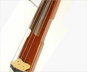 ❌SOLD❌ Azola Lightning Bug Upright Electric Bass, 2009