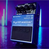 BOSS SY-1 Synthesizer Pedal - The Twelfth Fret
