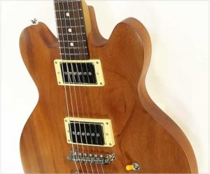 Backline 734 Mahogany Solidbody Electric, 2019 - The Twelfth Fret