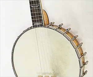 Bacon Professional FF Special 5 String Open Back Banjo, 1914