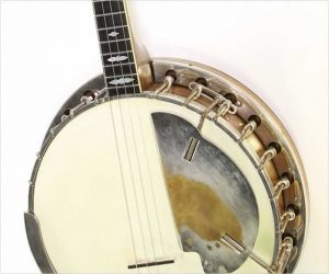 Bacon and Day Super Tenor Banjo, 1927