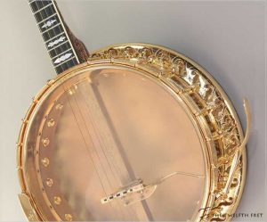 Bacon and Day Silver Bell No4 Tenor Banjo, 1927 - The Twelfth Fret