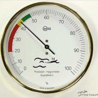Barigo Hygrometer - The Twelfth Fret