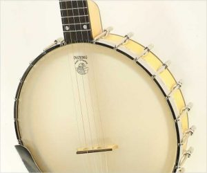Bart Reiter Special Open Back Banjo Maple, 2008