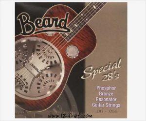 Beard Resonator Guitar Strings