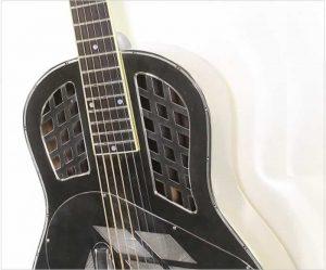 Beltona T105 Tricone Round Neck Guitar Nickel, 1994 - The Twelfth Fret