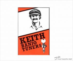 Bill Keith D-Tuners For Banjo 2nd & 3rd Strings