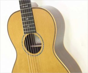 Boucher HG54 M Heritage Goose Parlor 12 Fret Guitar