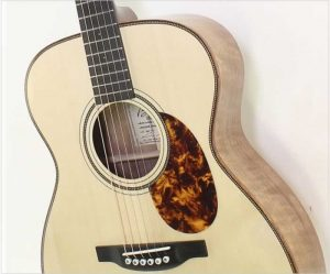Boucher LTD OMH Moonwood and Walnut, 2020 - The Twelfth Fret