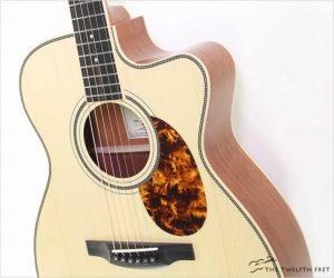 Boucher SG21S OM Hybrid Cutaway Guitar