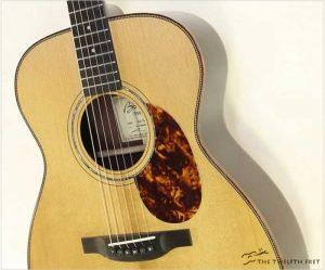 Boucher SG51 GM OM Hybrid Steel String Guitar - The Twelfth Fret