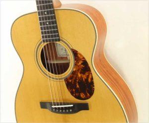 Boucher Studio Goose SG-21 OM Hybrid 14 Fret Guitar - The Twelfth Fret