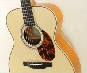 Boucher Studio Goose SG-41 OM Hybrid Mahogany 14 Fret Guitar