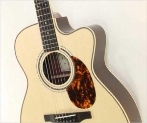 Boucher Studio Goose SG-51 OM Hybrid Cutaway Rosewood 14 Fret Guitar
