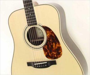 Boucher Studio Goose SG-52 Indian Rosewood Dreadnought Guitar