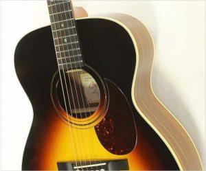 Boucher Wild Goose 000 Steel String Guitar Sunburst, 2012 - The Twelfth Fret