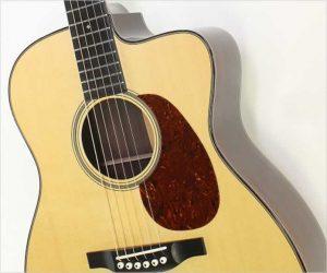Bourgeois JOMC Jumbo OM Cutaway Steel String Guitar NOS, 2015