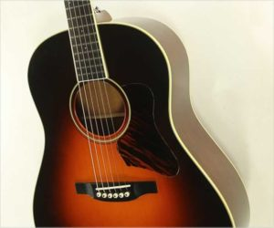 Sold!  Bourgeois Slope D Adirondack Sunburst 2009