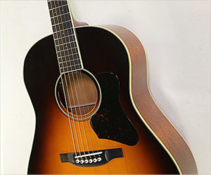 SOLD!!! Bourgeois Slope D Steel String Guitar Sunburst, 2003