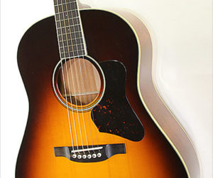 SOLD!  Bourgeois Slope D Steel String Sunburst, 2003