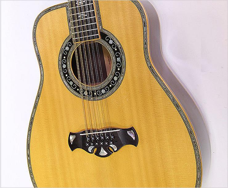 bozo podunavac bell western 12 string guitar 1989. Black Bedroom Furniture Sets. Home Design Ideas