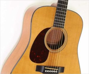 Breedlove DM Custom Left Handed 'Revival'  Acoustic Guitar, 2009