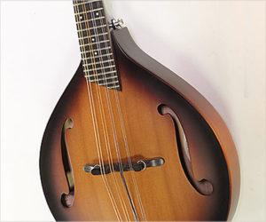 SOLD!  Breedlove Quartz A-Style Mandolin Sunburst, 2002