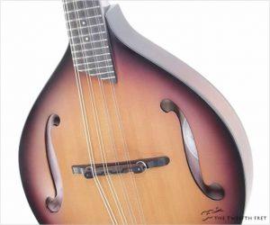 Breedlove Quartz OF A-Style Mandolin Sunburst, 2005