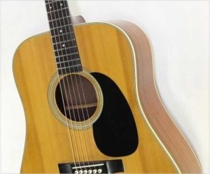 C. F. Martin D28 Brazilian Rosewood Dreadnought, 1969 - The Twelfth Fret