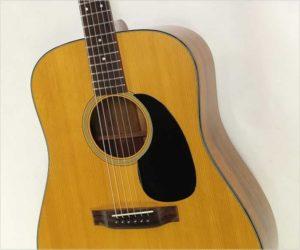 ❌ SOLD ❌ C. F. Martin D-21 Steel String Guitar, 1967