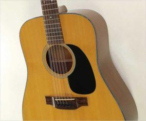C. F. Martin D12-18 Twelve String Guitar, 1977