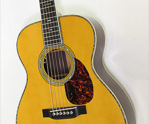 SOLD!!! C. F. Martin OM-45 Marquis Steel String Guitar, 2004