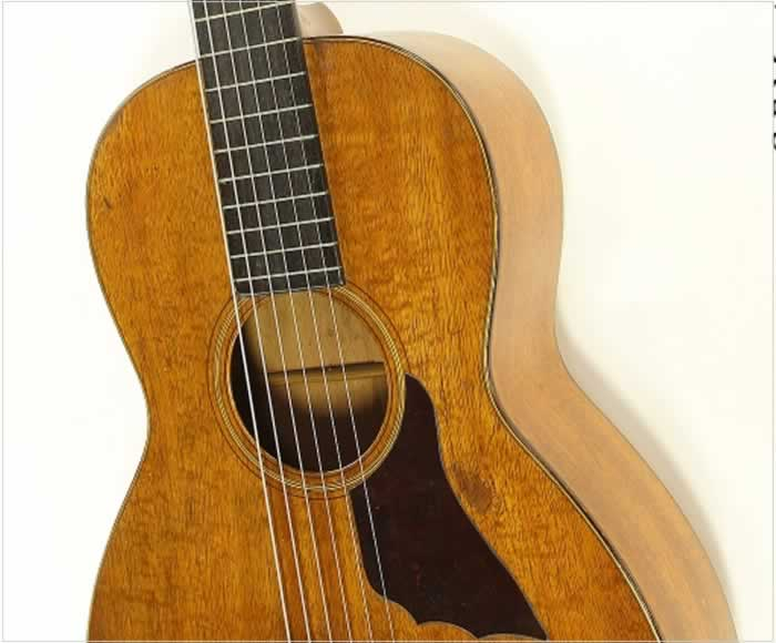 C F Martin 0-18K Steel String Guitar Koa, 1930 - The Twelfth Fret