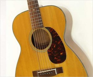 C F Martin 00-18 Steel String Guitar, 1962 - The Twelfth Fret