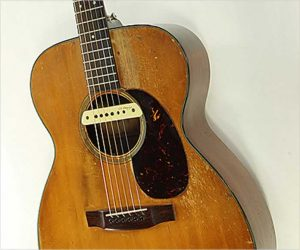 ❌SOLD❌  C F Martin 000-18 Steel String Acoustic Guitar, 1956