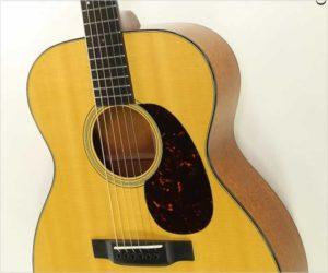 C. F. Martin 000-18 Steel String Guitar, 2015