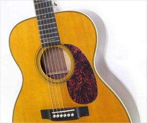 ❌ Sold ❌ C. F. Martin 000-28EC Eric Clapton Signature, 2006