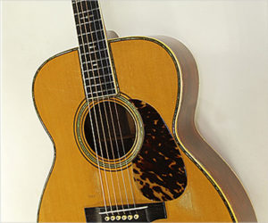 Sold! C. F. Martin 000-45 Steel String Guitar, 1942