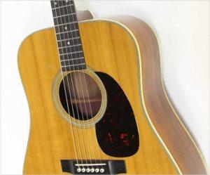 C. F. Martin D-28 Brazilian Rosewood Guitar, 1966 - The Twelfth Fret